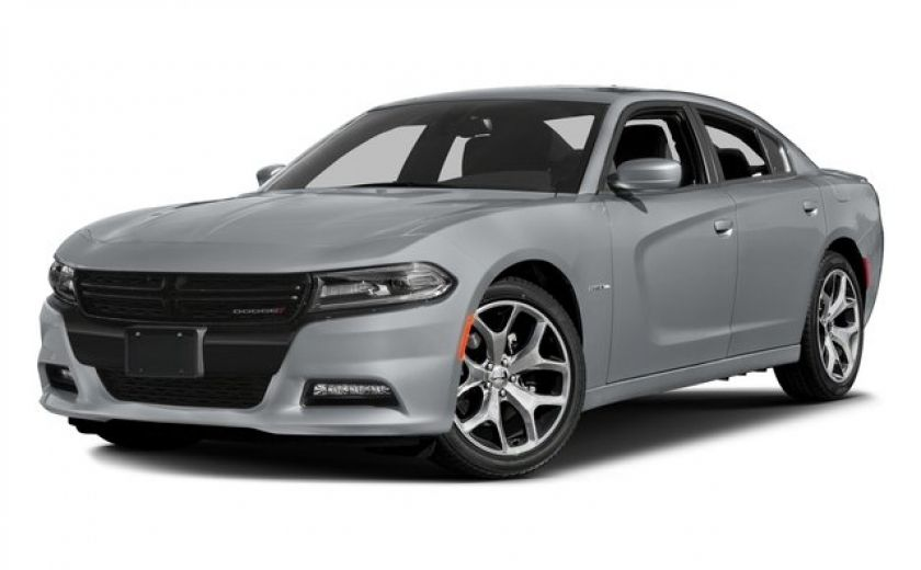 2017 Dodge Charger R T 0