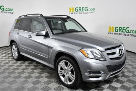 Used Pre Owned 2015 Mercedes Benz Glk Class S For Sale In Florida