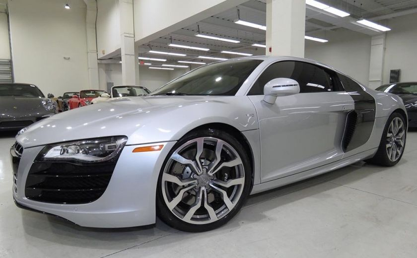 used 2010 audi r8 for sale. Black Bedroom Furniture Sets. Home Design Ideas