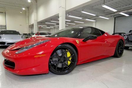 2011 Ferrari 458 Italia  #0