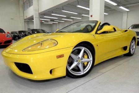 2005 Ferrari 360 Spider #0