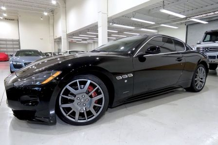2012 Maserati GranTurismo S #0