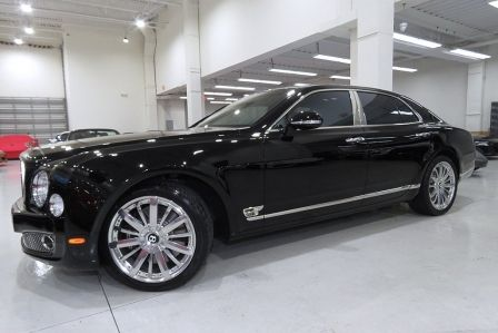 2013 Bentley Mulsanne  #0
