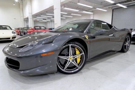 2014 Ferrari 458 Italia  #0
