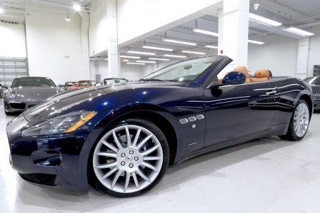2014 Maserati GranTurismo Convertible  #0