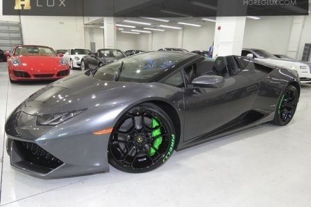 2017 Lamborghini Huracan LP610-4S #0
