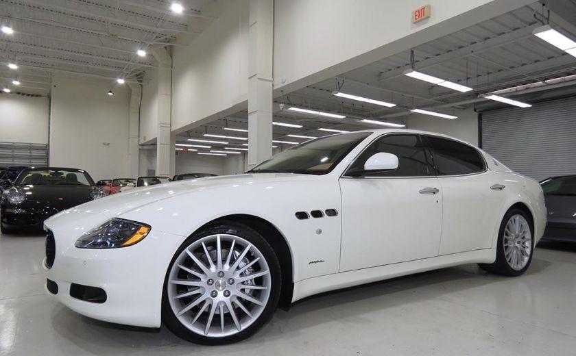 Used 2012 Maserati Quattroporte for sale   HGreg.com