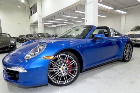 2015 Porsche 911 4S #0