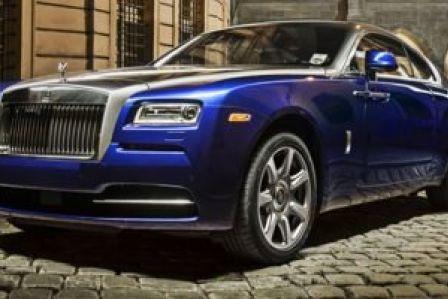 2014 Rolls Royce Wraith Base in Doral, Miami