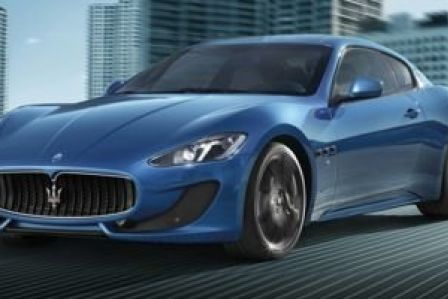2015 Maserati GranTurismo Sport in Florida