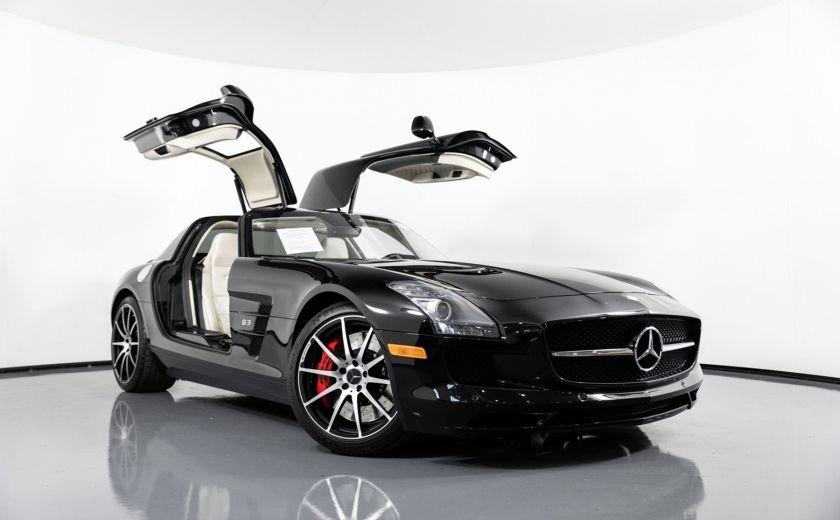 Mercedes Sls Amg Gt >> Used 2013 Mercedes Benz Sls Amg Gt For Sale Hgreg Com