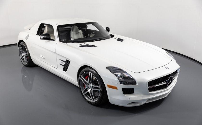 Used 2013 Mercedes Benz Sls Amg Gt For Sale Hgreg Com