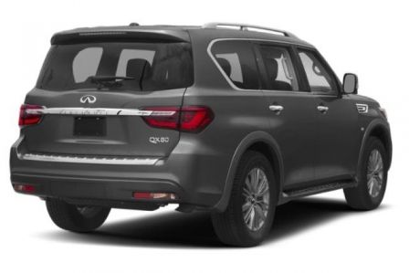 2018 INFINITI QX80 TECHNOLOGY PACKAGE in Florida