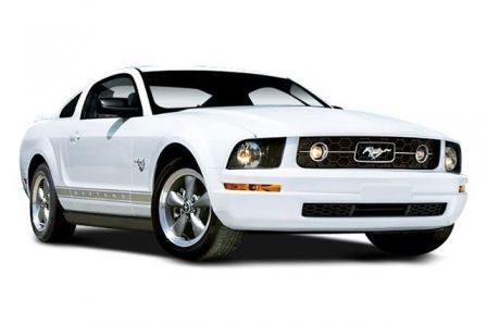 2008 Ford Mustang Shelby GT500 in Sunrise