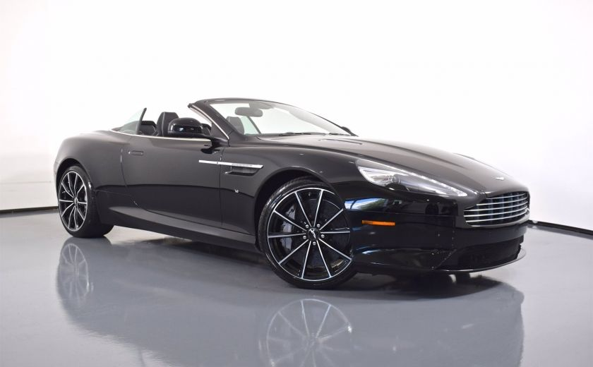 Used 2016 Aston Martin Db9 For Sale Hgreg Com