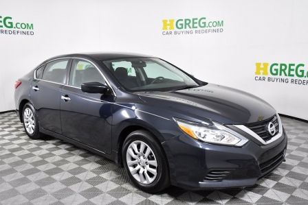 Used Nissan Altima For Sale >> Used Pre Owned Nissan Altima S For Sale In Florida Hgreg Com