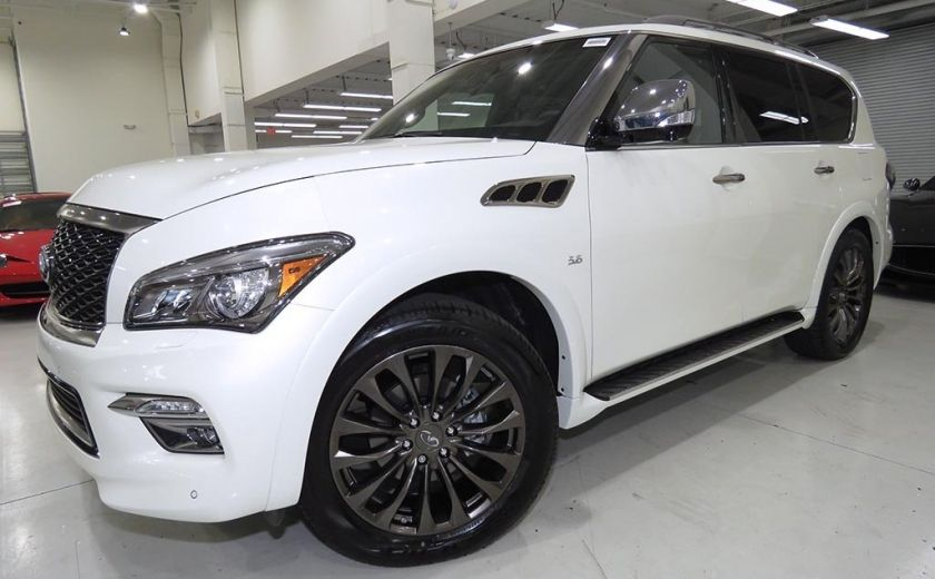used 2017 infiniti qx80 for sale. Black Bedroom Furniture Sets. Home Design Ideas