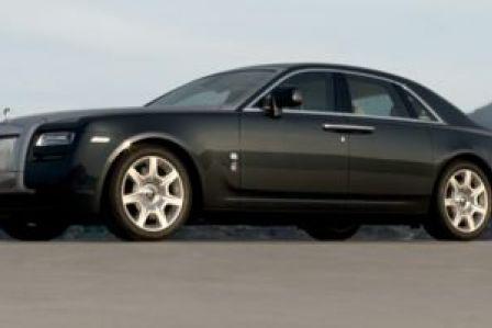 2014 Rolls Royce Ghost  #0