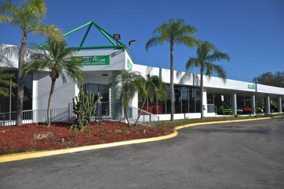 HGreg.com welcomes its first customers at new dealership in West Park, Florida