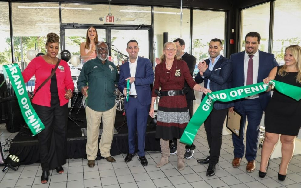 West Park mayor, community members join HGreg.com leadership at Broward dealership grand opening
