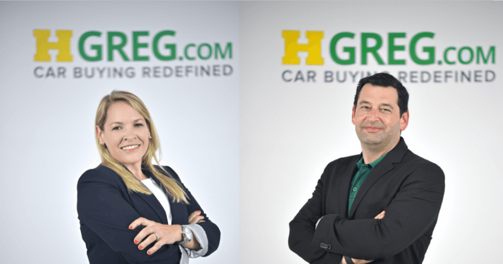 HGreg.com welcomes new vice-president of operations, Chase Sattler, and regional marketing director, Soledad Gonzalo