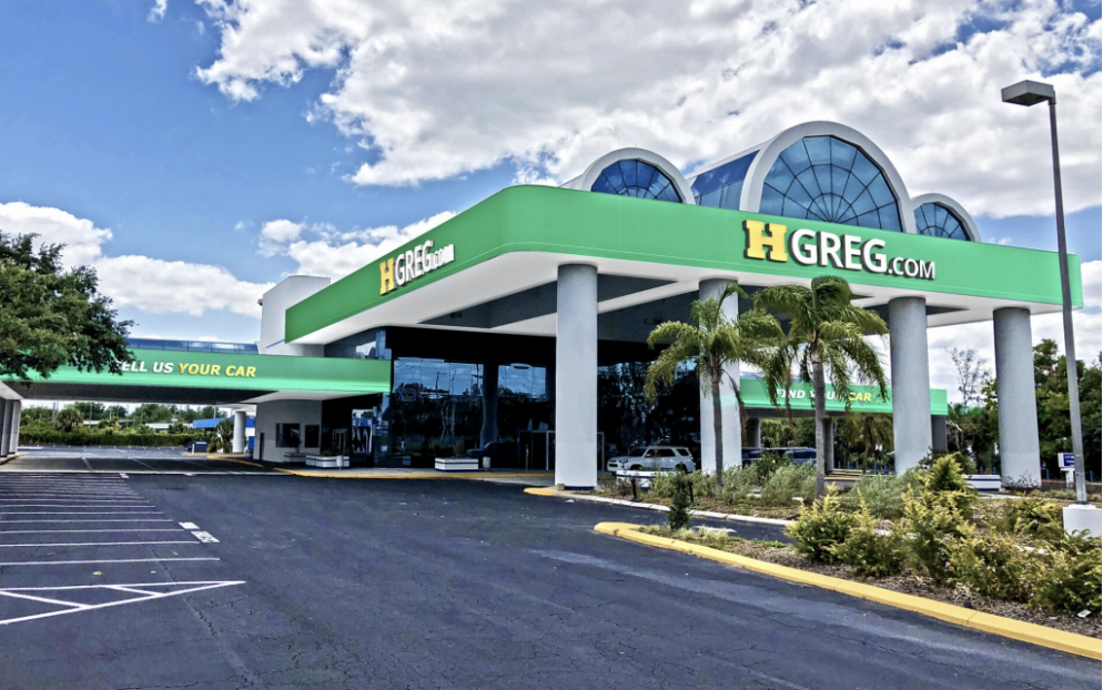 HGreg.com sets eyes on Orlando market, looks to fill 75-85 full and part-time positions at new pre-owned car dealership