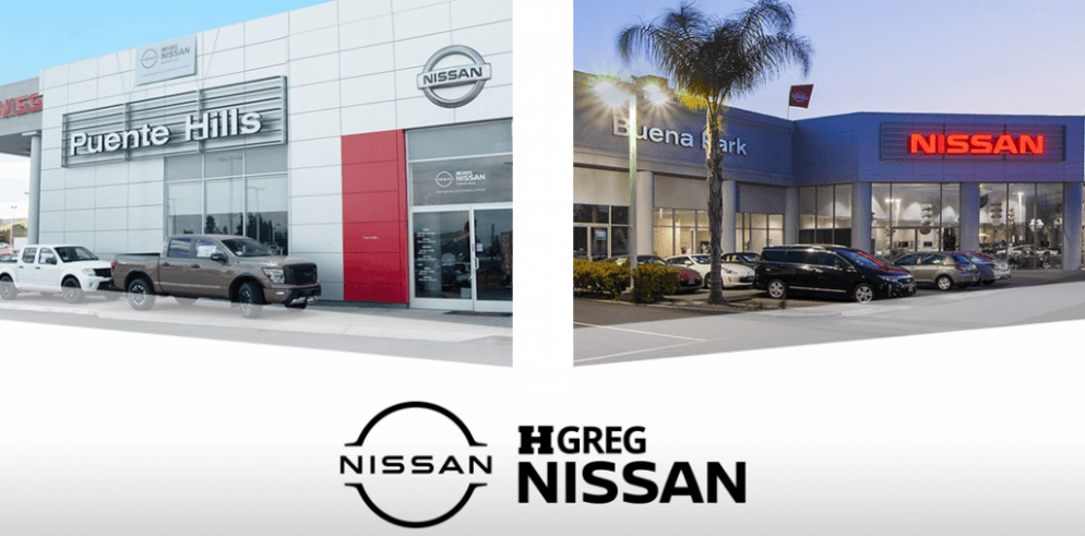 HGreg.com ramps up West Coast expansion with acquisition  of two Nissan storefronts